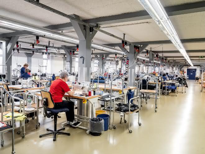 Kübler startet Produktion von Mund-Nasen-Masken