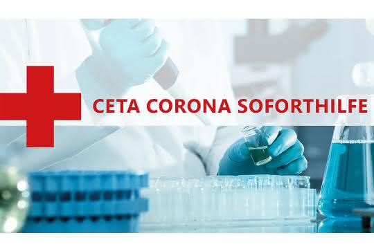 CETA-Corona-Soforthilfe