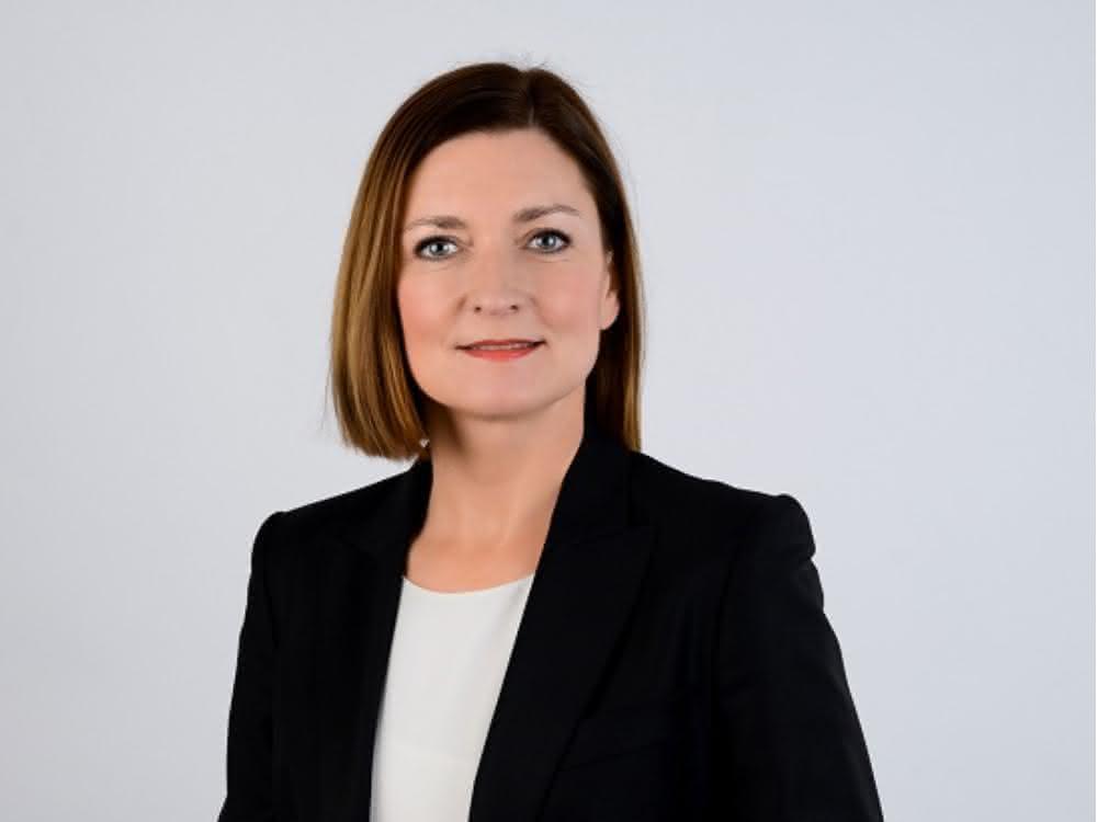 Olga Baburina verantwortet den Vertrieb der Biesterfeld Plastic in Deutschland.