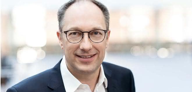 Peter Mohnen, CEO von Kuka.