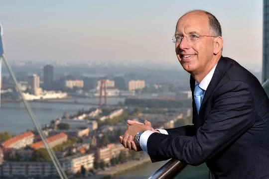 COO Ronald Paul verlässt den Hafenbetrieb Rotterdam