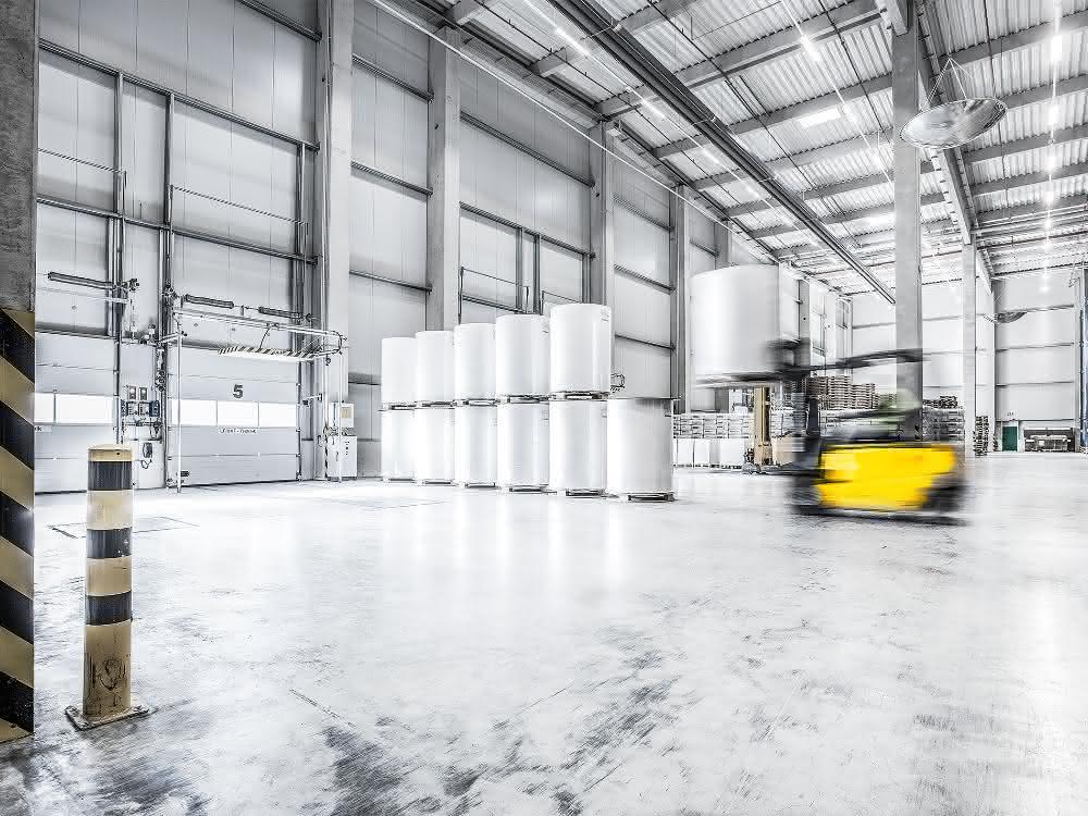 Nosta und Felix Schoeller Group erweitern ihr Logistikkonzept