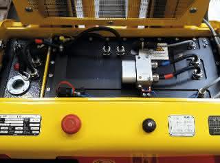 Stöcklin entwickelt Ex-geschützte Lithium-Ionen-Batterie
