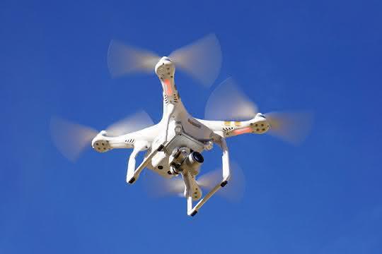 Protolabs-Drohne