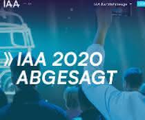 IAA Nutzfahrzeuge 2020 abgesagt
