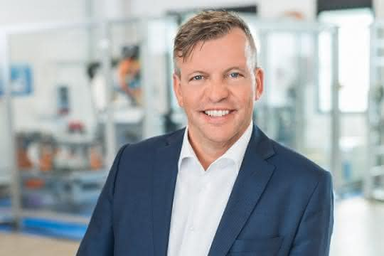Ralf Laber, Managing Director bei SMC