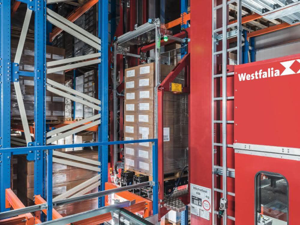Tiefkühllager erweitert: Westfalia modernisiert Bäckerei Ditsch