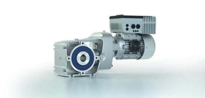 Dezentraler Frequenzumrichter Nordac Flex SK 200E
