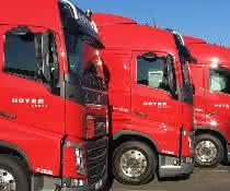 Hoyer Group modernisiert seine Lkw-Flotte