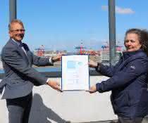 JadeWeserPort: Dritte Zertifizierung für Umweltmanagement