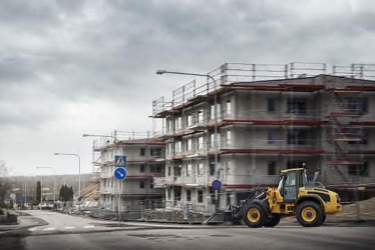 Neuer Antriebsstrang für Volvo-Radlader