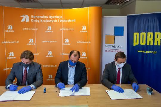 Großer Infrastrukturauftrag für Porr in Polen
