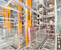Dematic-Automated Pallet Storage
