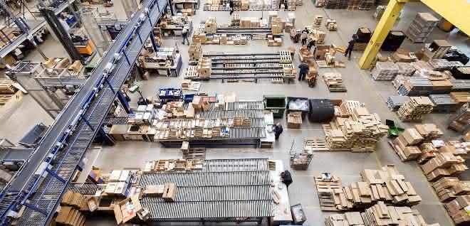 inconso bündelt Logistikprozesse für Sonepar