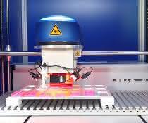 Faserlaser DFL Ventus Marker mit AOI Vision-System