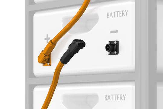 Phoenix-Energiespeicher-Steckverbinder