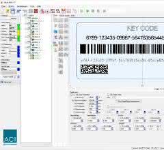 Softwareoberfläche von Magic Mark