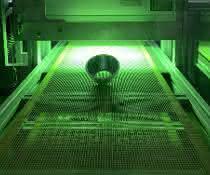 Metallisierung von Kunststoffteilen