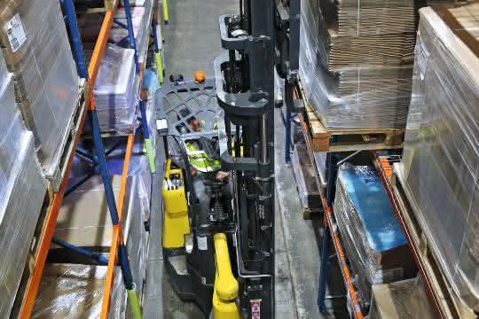 Gelenkstapler: Wendig und kompakt