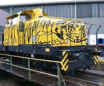 Vollautomatische Rangierlokomotiven kommen