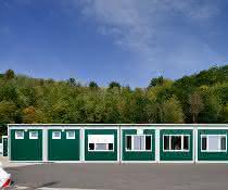 Bürogebäude der Vivawest Dienstleistungen GmbH in Lünen