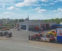 Neues HKL Center in Hamm eröffnet