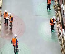 Social Distancing für die Fabrikhalle jetzt mit ProGlove machbar
