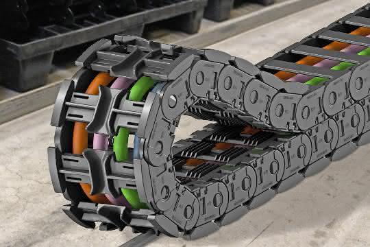 Energiekettensystem von Igus