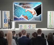 INDUSTRIAL production + handling: Virtueller Treffpunkt für die Industrie