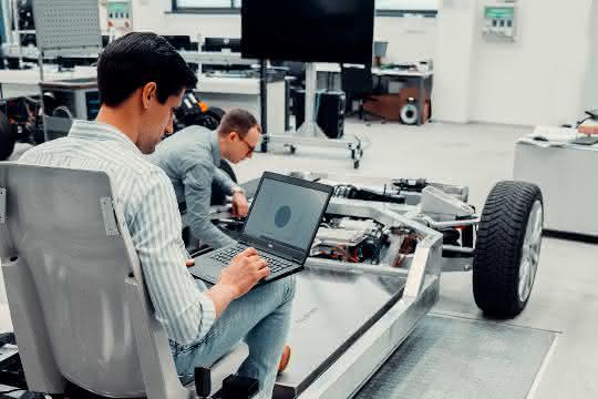 VanAssist baut das autonom fahrende Zustellfahrzeug der Zukunft
