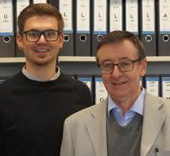 Thomas Seidensticker und Professor Dr. Arno Behr
