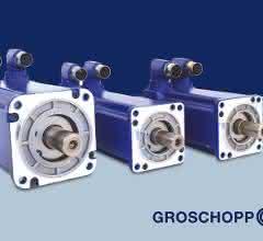 Groschopp-Servomotoren