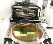 Fertigung von Silizium-Wafern