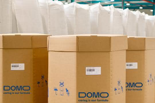 Seit Anfang Mai 2020 bietet Ultrapolymers das komplette Domo-Sortiment an.