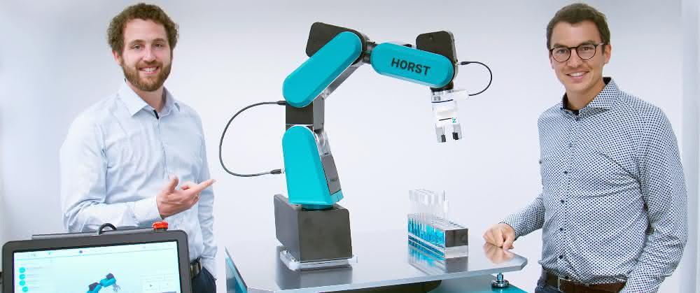 Neue Fruitcore-Roboter: Doppelter Zuwachs für Horst