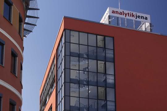 Firmenjubiläum: Analytik Jena feiert 30-jähriges Bestehen
