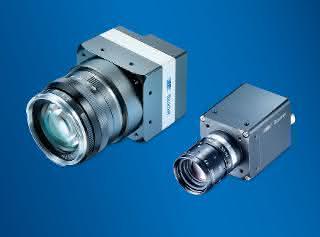 GigE-Kameras der CX- und LX-Serie