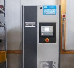 Schraubenkompressor vom Typ GA 15 VSD+ FF