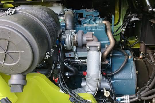 Clark_Kubota-Motor