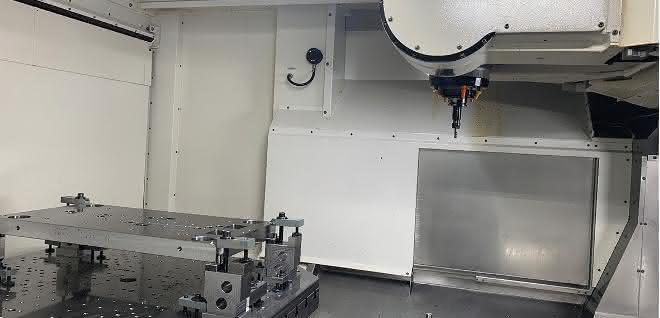 Mikron HPM 1850U