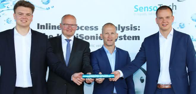 Hannes Benecke, Dr. Ingo Benecke, Mathias Bode, Robert Benecke