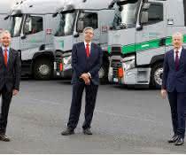 Wechsel an der Spitze von Infraserv Logistics