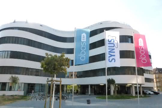 Firmengebäude abas