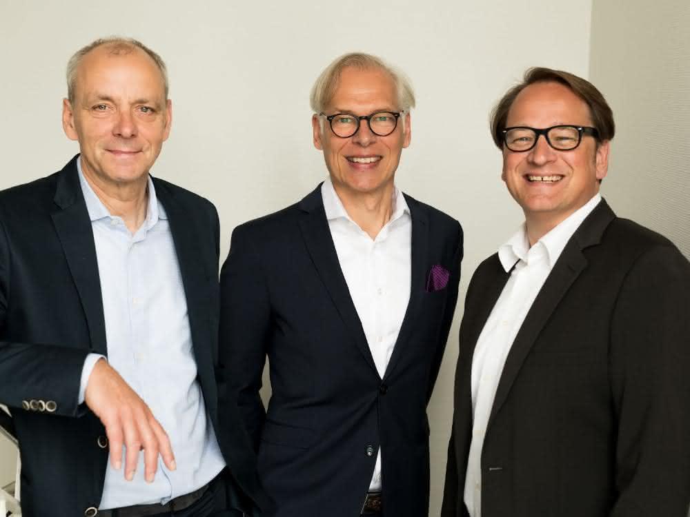 Staffelstab wird übergeben: Geschäftsführerwechsel bei Pierau Planung