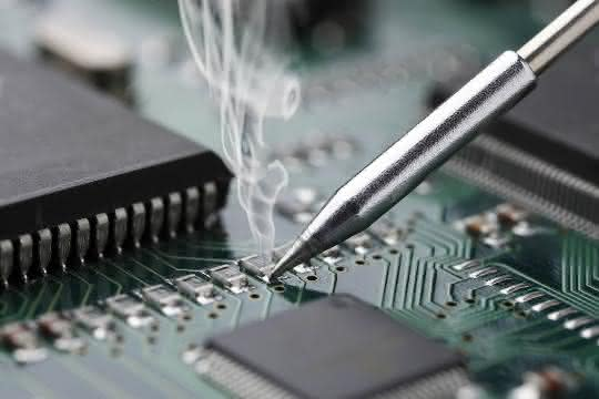 Absaugung Elektronikfertigung