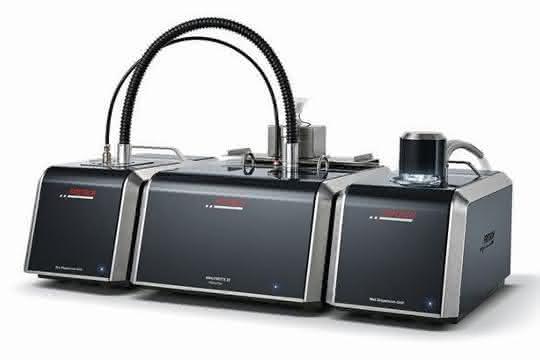 Laser-Partikelmessgerät