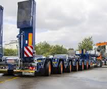 Universal Transport übernimmt neue Auflieger von Goldhofer