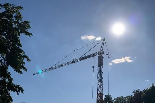Sommer, Sonne, Coronavirus – Tipps zum Arbeiten auf der Baustelle