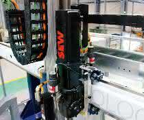 Servomotorenbaureihe CM3C von SEW-Eurodrive