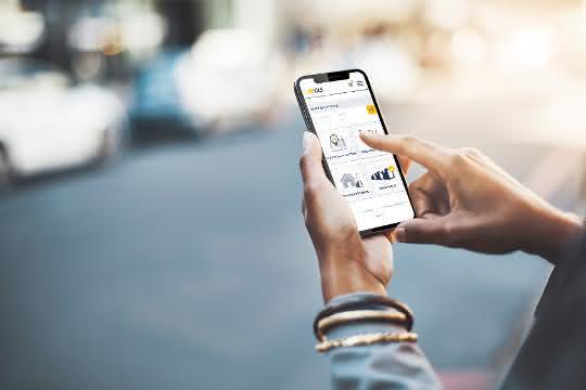 Paketempfang und -versand: GLS launcht neue App